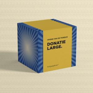 De Online Pubquiz Donatie Large